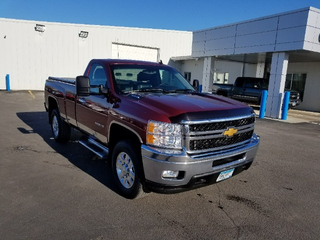 2013 Chevrolet Silverado 3500HD Regular Cab LT 4WD