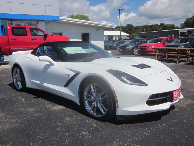 2016 Chevrolet Corvette 3LT Convertible Z51