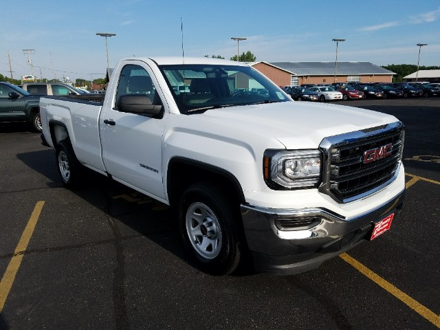 2016 GMC Sierra 1500 Regular Cab 2WD Long Box