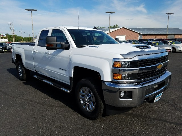 2017 Chevrolet Silverado 3500HD LT Double Cab Long Box 4WD