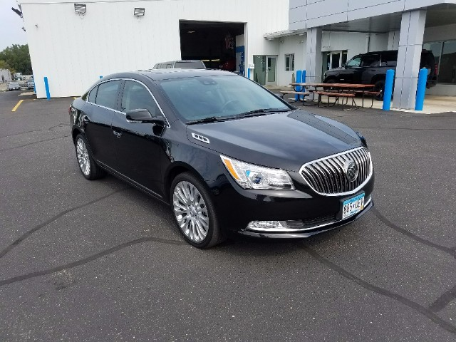 2016 Buick LaCrosse Premium Package 1, w/Leather AWD
