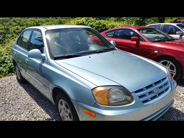 2003 Hyundai Accent GL 4-Door