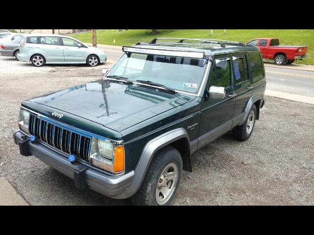1992 Jeep Cherokee 4-Door 4WD