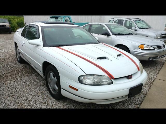 1997 Chevrolet Monte Carlo Z34