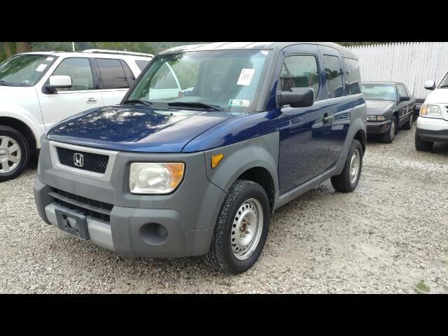 2003 Honda Element DX 4WD AT
