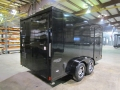 2016 Bravo Trailers Star 7X14 CUSTOM MOTORCYCLE TRAILER