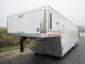 2016 Bravo Trailers Icon 40 ft Custom Icon Enclosed Aluminum Gooseneck