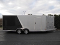 2016 Bravo Trailers Star CUSTOM ALUMINUM SNOWMOBILE TRAILER