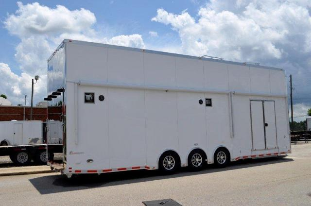 2017 Intech Trailers Stacker 32' All Alum Custom Stacker  BUILD TO ORDER