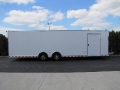 2016 Bravo Trailers Star 30 ft Aluminum Enclosed Race Trailer