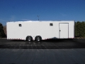 2014 Bravo Trailers Star 30 ft  ENCLOSED RACE TRAILER