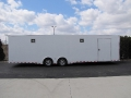 2014 Bravo Trailers Star 32 ft STAR ENCLOSED RACE TRAILER