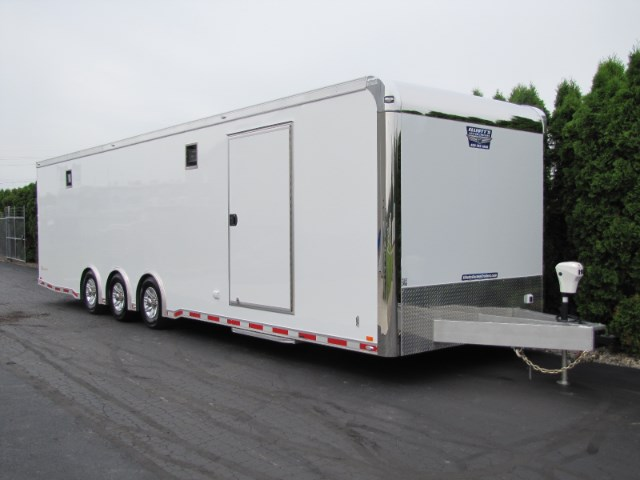 2018 Intech Trailers Icon 32 Ft Tag Trailer