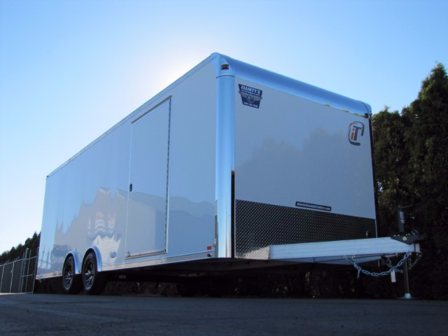 2018 Intech Trailers Custom INTECH 24ft LITE SERIES CAR HAULER