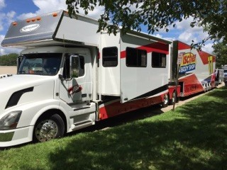 2008 Renegade Toterhome  AND 2011 48ft RENEGADE TRAILER WILL NOT SEPARATE