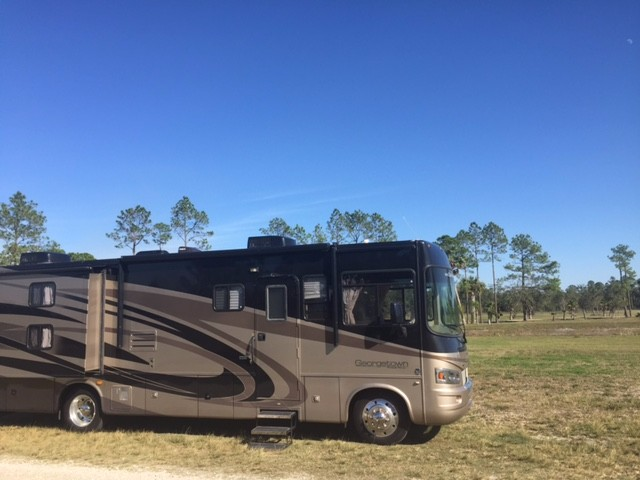 "2011 Forest River Georgetown M-330TS Ford 34' 6"" Class A Motorcoach w/Low Miles"