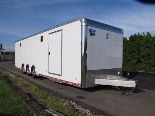 2014 Intech Trailers Icon 32' Intech Car or Race Car Hauler