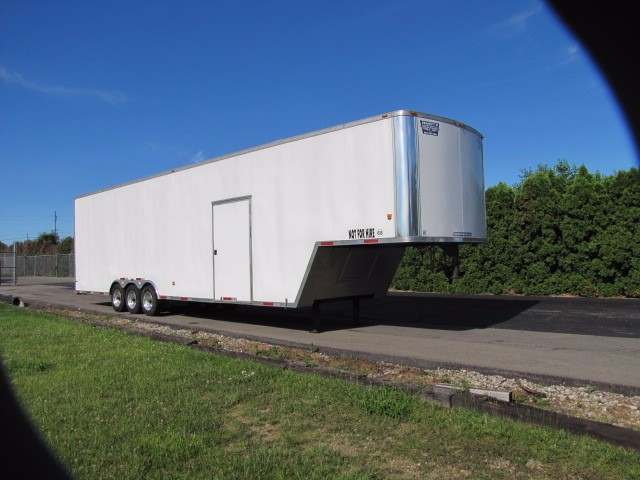 2004 Cargo Express Car Hauler Used 2004 Enclosed 40' Car Hauler Or Race Trailer