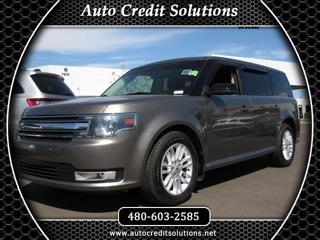 2014 Ford Flex This 2014 Ford Flex SEL SUV series includes -- an appearance package traction contro