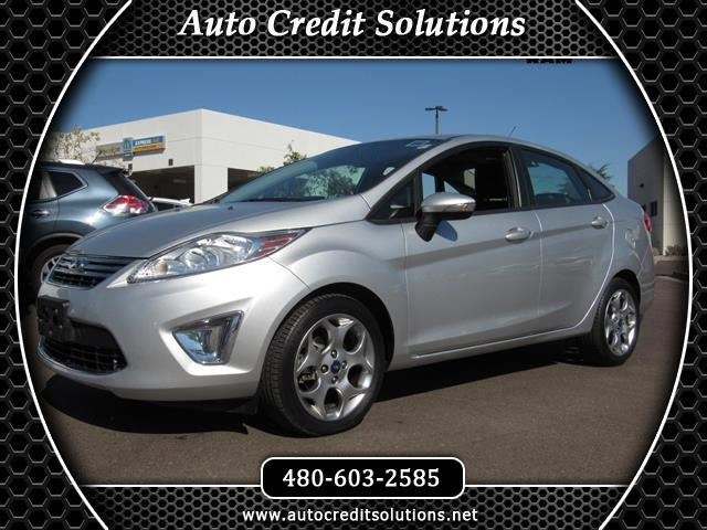 2012 Ford Fiesta This 2012 Ford Fiesta SEL series includes -- hill start assist traction control Ad