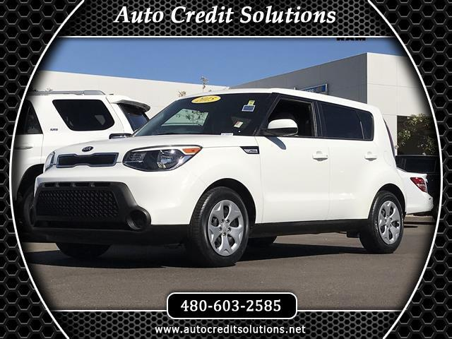 2015 Kia Soul New PriceClear White 2015 Kia Soul FWD 4D HatchbackCARFAX One-Owner Clean CARFAX O