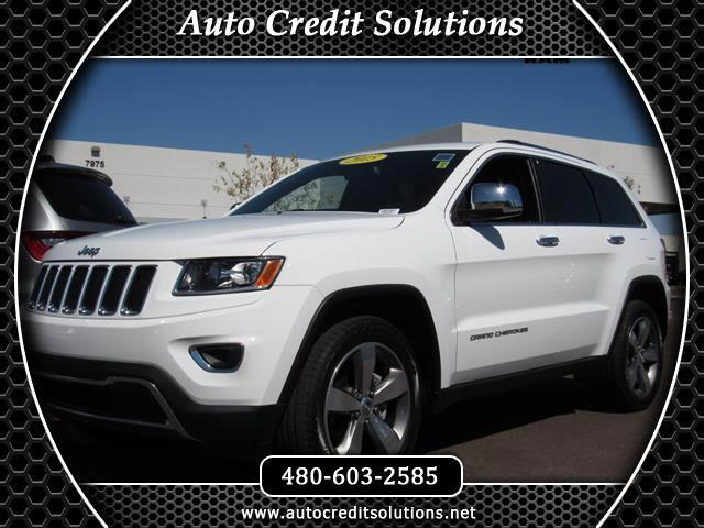 2015 Jeep Grand Cherokee This 2015 Jeep Grand Cherokee Limited series is Certified Pre - Owned whic