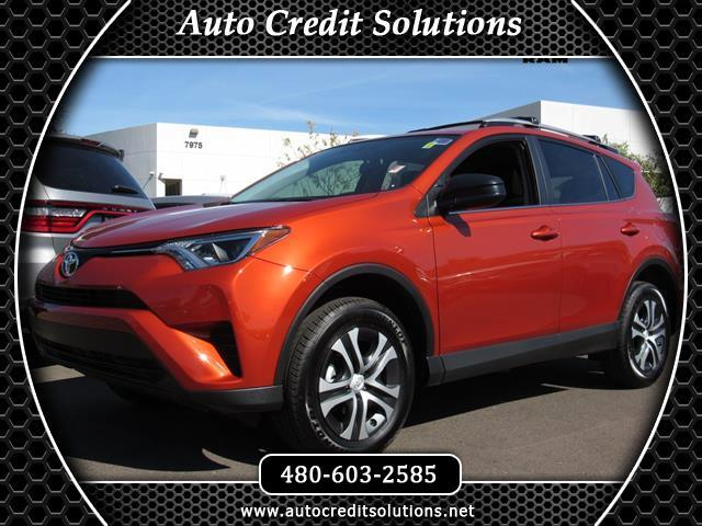 2016 Toyota RAV4 This 2016 Toyota RAV4 LE series includes - hill assist control traction control en