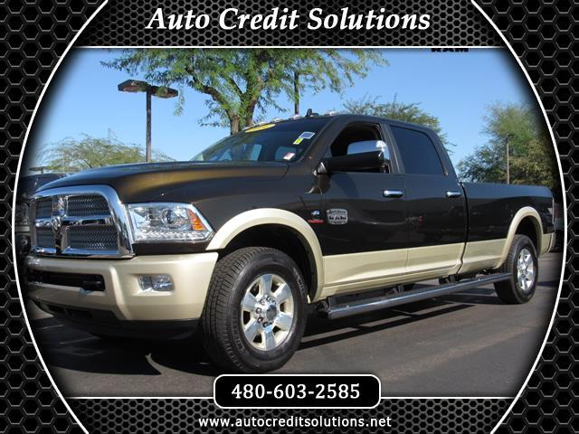 2014 RAM 2500 This 2014 Ram 2500 Laramie Longhorn series includes - a towing package bed liner two