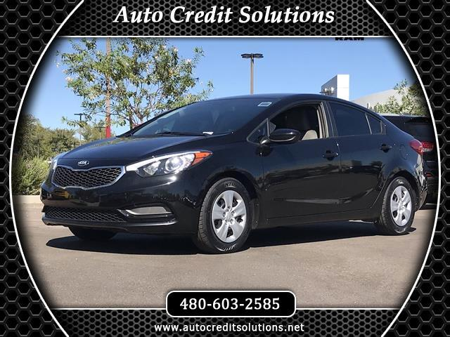 2015 Kia Forte This 2015 Kia Forte LX series is Certified Pre - Owned which includes - the followin