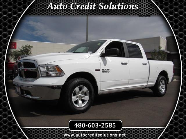 2017 RAM 1500 This 2017 Ram 1500 SLT series includes - alloy wheels privacy glass UConnect Bluetoot