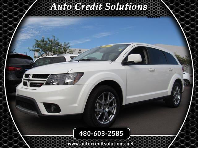 2017 Dodge Journey New PriceVice White 2017 Dodge Journey FWD 4D Sport UtilityCARFAX One-Owner Cl
