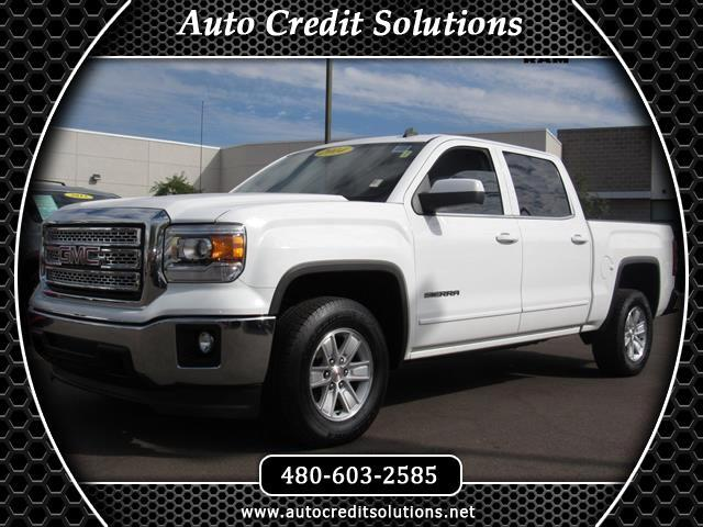 2014 GMC Sierra 1500 This 2014 GMC Sierra 1500 SLE series includes - hill start assist control trac