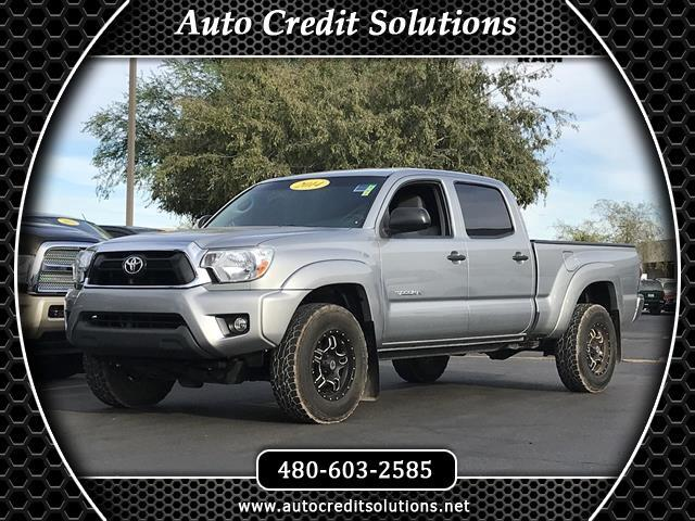 2014 Toyota Tacoma This 2014 Toyota Tacoma Base V6 series includes tractionstability control ABS