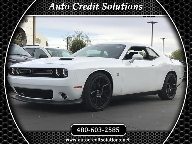 2015 Dodge Challenger This 2015 Dodge Challenger RT Scat Pack includes -- Hill Start Assist Contro