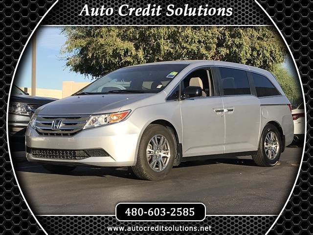2013 Honda Odyssey This 2013 Honda Odessey EX-L series includes - tractionstability control ABS4-