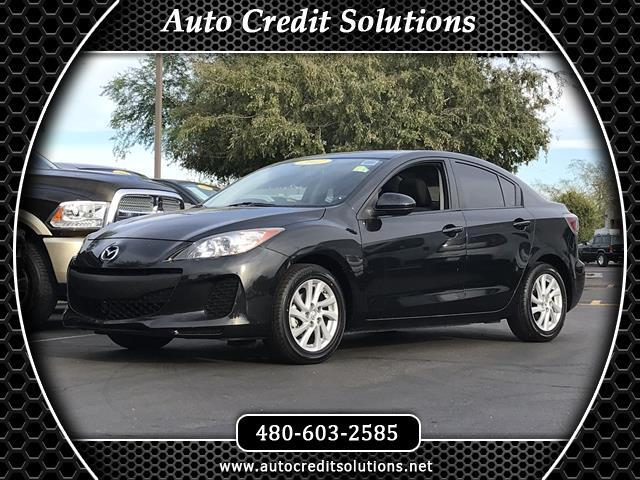 2012 Mazda MAZDA3 This 2012 Mazda 3 i Touring Sedan 4D series includes - traction control dynamic s