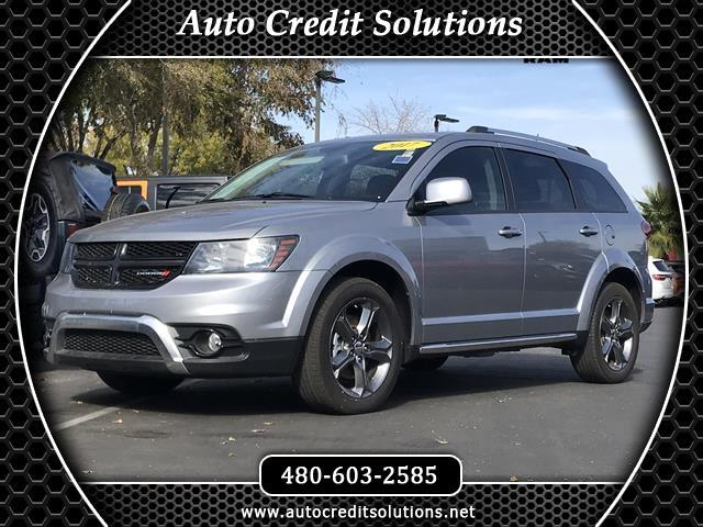 2017 Dodge Journey New PriceBillet Clearcoat 2017 Dodge Journey FWD 4D Sport UtilityCARFAX One-Own