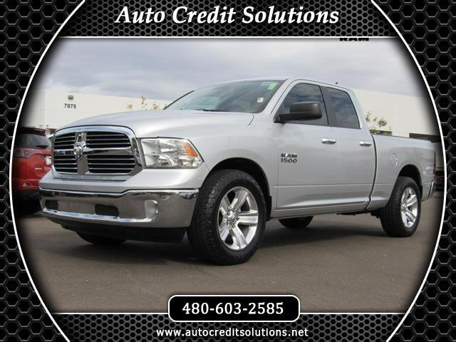 2014 RAM 1500 This 2014 Ram 1500 Big Horn series includes -- electronic stability control ABS 4-wh
