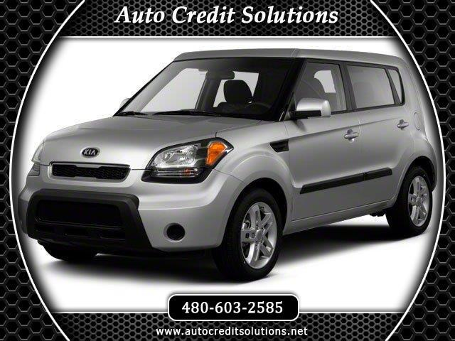2011 Kia Soul This 2011 Kia Soul Base series includes -- tractionstability control ABS 4-wheel b