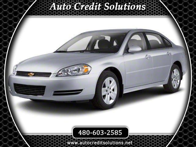 2010 Chevrolet Impala This 2010 Chevrolet Impala LT series includes -- Traction control StabiliTak