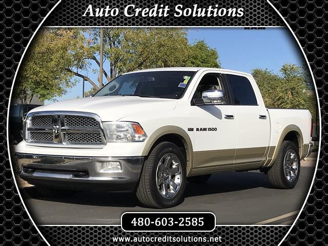 2011 RAM 1500 New PriceBright White Clearcoat 2011 Ram 1500 4WD 4D Crew CabCARFAX One-Owner Clean