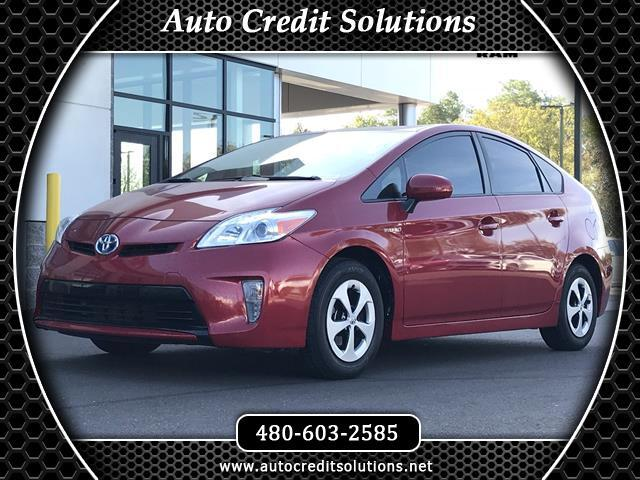 2012 Toyota Prius Right car Right price Success starts with Tempe Dodge Chrysler Jeep Ram and Kia