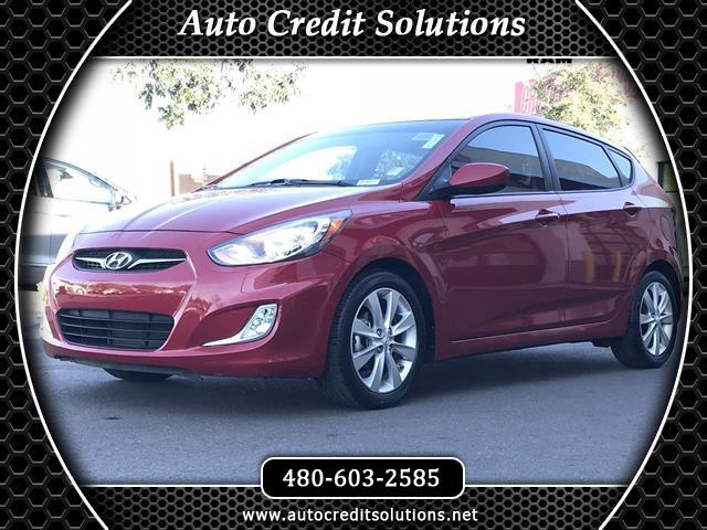 2012 Hyundai Accent Boston Red 2012 Hyundai Accent FWD 4D HatchbackCARFAX One-Owner Clean CARFAX