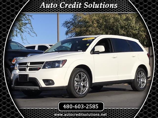 2017 Dodge Journey Vice White 2017 Dodge Journey FWD 4D Sport UtilityCARFAX One-Owner Clean CARFAX