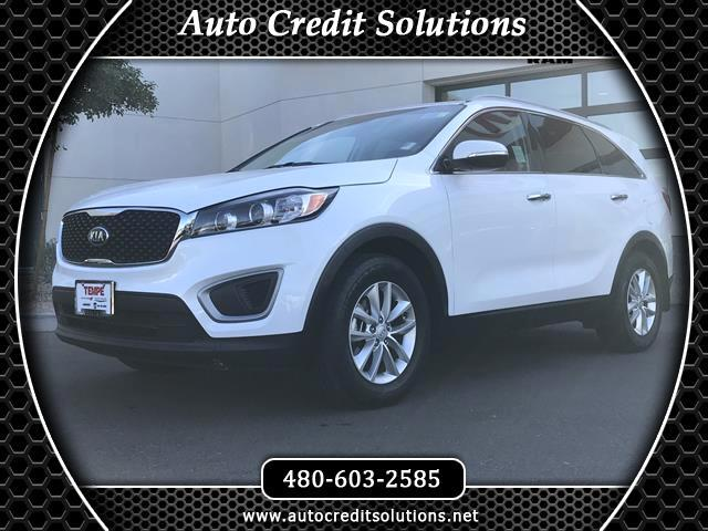 2016 Kia Sorento Right car Right price Success starts with Tempe Dodge Chrysler Jeep Ram and Kia