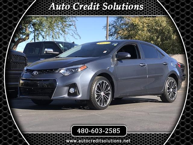 2015 Toyota Corolla Right car Right price Success starts with Tempe Dodge Chrysler Jeep Ram and K