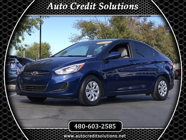 2016 Hyundai Accent Right car Right price Success starts with Tempe Dodge Chrysler Jeep Ram and K