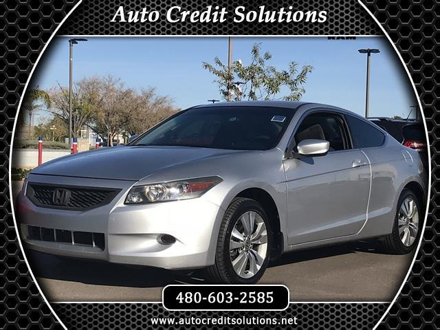 2010 Honda Accord New PriceAlabaster Silver Metallic 2010 Honda Accord 24 FWD 2D CoupeOdometer is