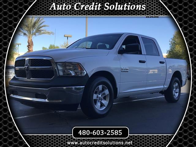 2014 RAM 1500 New PriceBright White Clearcoat 2014 Ram 1500 RWD 4D Crew CabClean CARFAX Odometer