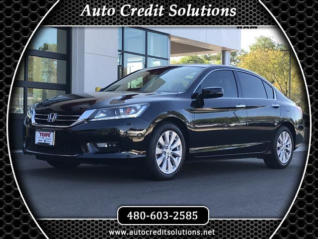 2014 Honda Accord New PriceCrystal Black Pearl 2014 Honda Accord FWD 4D SedanOdometer is 15506 mil